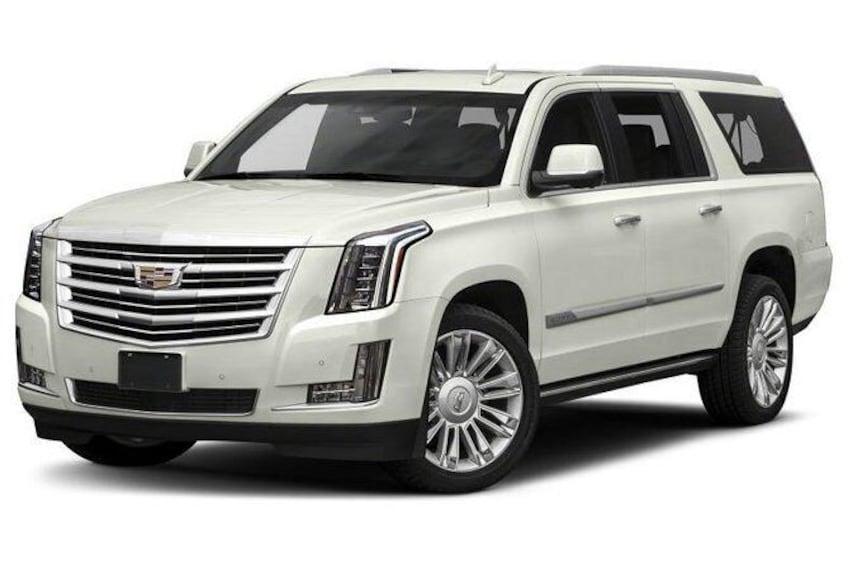 Show item 6 of 6. SUV Cadillac Escalade Exterior
