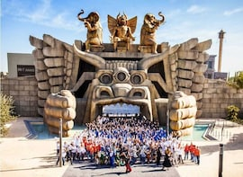 1 Day Admission to Cinecittà World