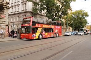 Prague Hop-On Hop-Off Bus + Old Town Medieval Underground