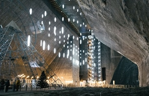 One day trip Turda salt Mine from Brasov