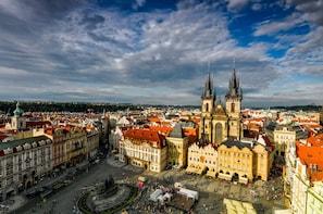 Half-Day Sightseeing in Prague