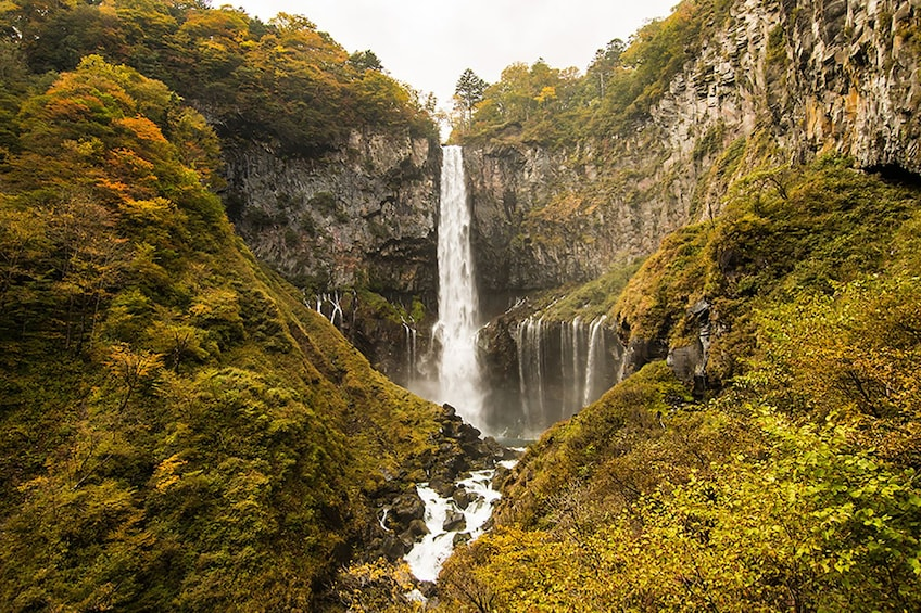 Tokyo: Nikko Toshogu Shrine and Kegon Waterfall Tour