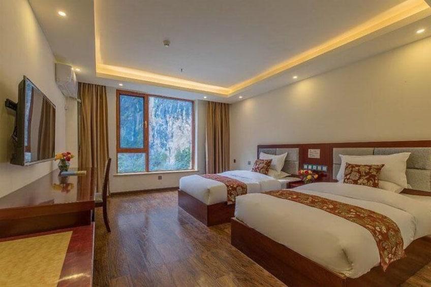 Bala Manor Twin Room