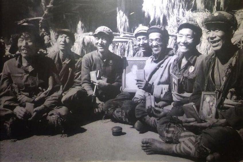 Tibetan in 50's