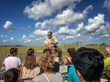Everglades Tour in Miami