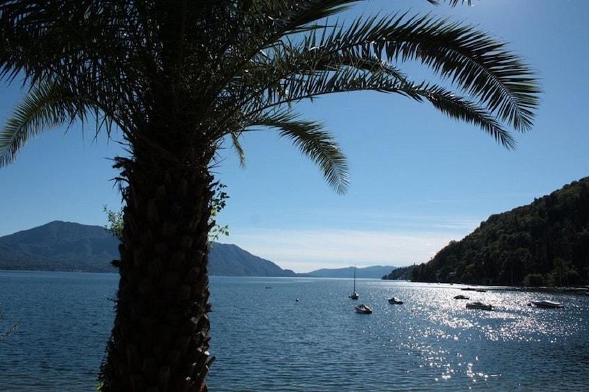 Show item 1 of 7. Cannobio: Sunset Cruise on Lake Maggiore