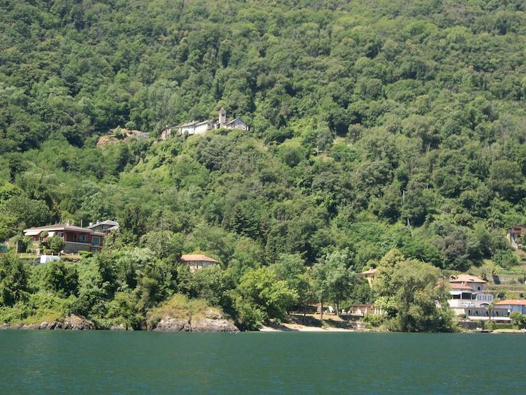 Show item 4 of 7. Cannobio: Sunset Cruise on Lake Maggiore