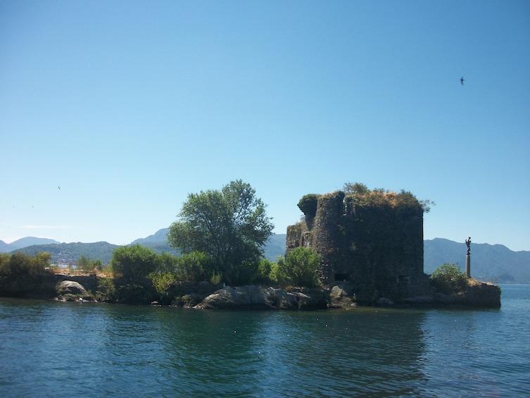 Show item 2 of 7. Cannobio: Sunset Cruise on Lake Maggiore
