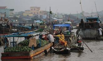Adventure in Mekong Delta 2 days 1 night