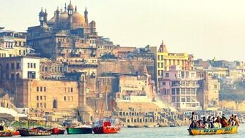 Varanasi Tour from Delhi