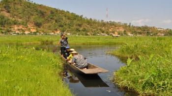 Excursion to Loktak Lake and Moirang town