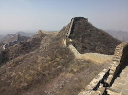 Private Jinshanling Great Wall Day Trip by Private Transfer