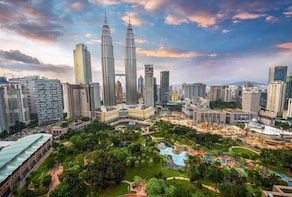 Kuala Lumpur Full Day City & Shopping Tour with Lunch