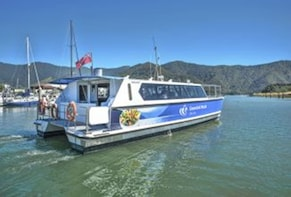 Marlborough Sounds Mussel Farm Boat Tour