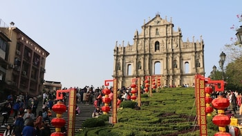 City Tour of Macau with Lunch