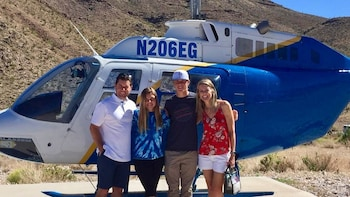 Helicopter Sightseeing Tour of Grand Canyon West Rim