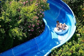 Water Planet Aquapark with Lunch and Hotel Transfers from Alanya