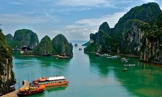 Half-day Land of Descending Dragon from Ha Long