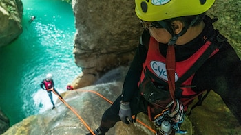 Full-Day Technical Rappelling Adventure in South Cebu