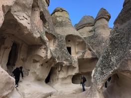 A Morning Tour of Fairy Chimneys & Rock Pillars