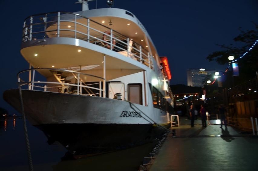 Show item 3 of 10. Sarawak Sunset River Cruise Tour from Kuching