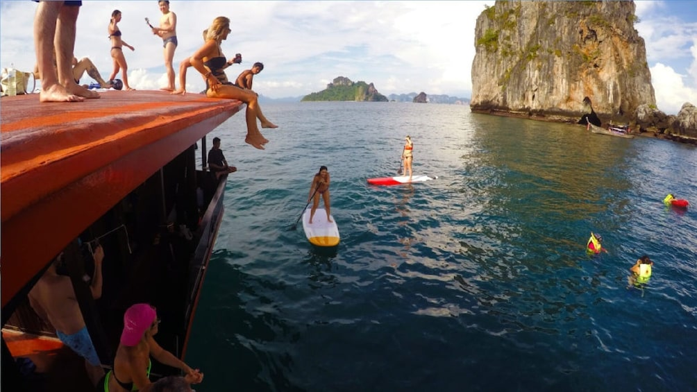 Show item 10 of 10. Discover 4 Amazing Islands on Longtail Boat From Krabi
