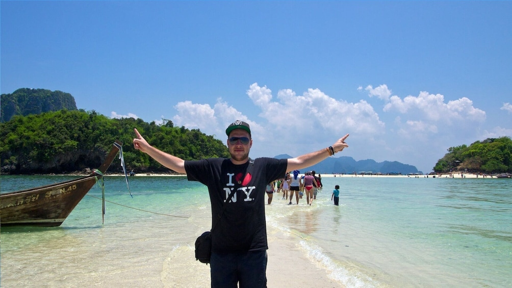 Show item 1 of 10. Discover 4 Amazing Islands on Longtail Boat From Krabi