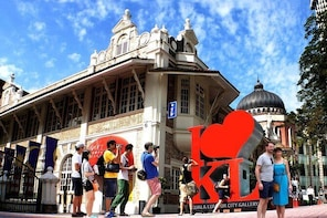 Full Day Kuala Lumpur City Tour (23 Attractions)