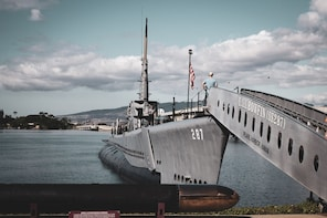 PEARL HARBOR SELF GUIDED TOURS