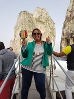 Capri Boat Tour Included 6 hours stop on the Island