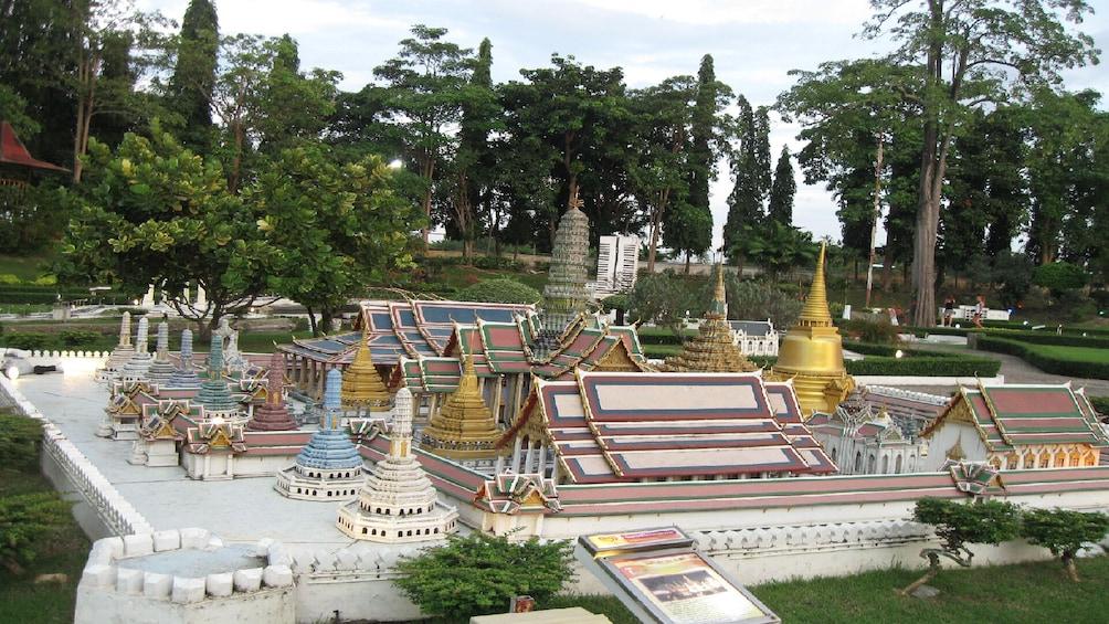 Visit Mini Siam with Transfer