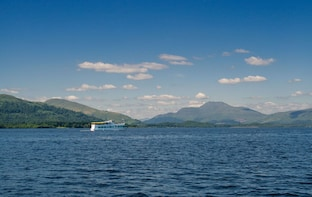 Loch Lomond, The Trossachs And Doune Castle