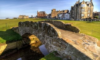 St Andrews, Dundee and a Taste of Fife