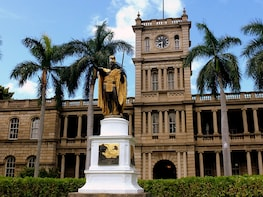 HONOLULU CITY SELF GUIDED TOURS