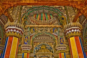 Day trip to Tanjore - visiting Brihadishwara Temple & Palace