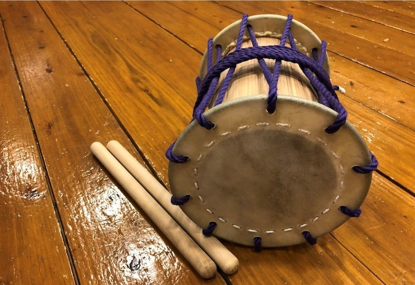 Show item 1 of 3. Make a Japanese Drum