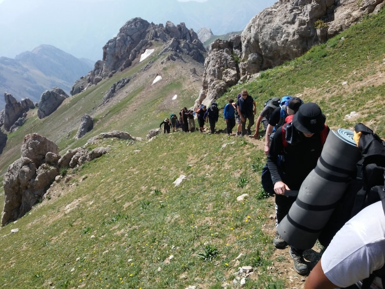Show item 4 of 4. Trekking tour in Western Tien Shan Uzbekistan 3 days