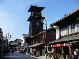 Kawagoe 'Ancient Edo' Walking Tour