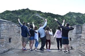 English -Speaking Driver Service to Mutianyu Great Wall
