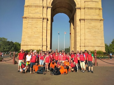 Raj Cycling Tour- Enter the Imperial heart of New Delhi