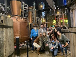 Top rated walking Moonshine Tour in Gatlinburg. A Must DO!