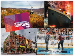 The Smoky Mountain Sightseeing Flex Pass