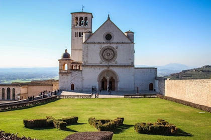 In the footsteps of St. Francis of Assisi