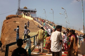 Day trip to Trichy - visiting Rock Fort &Sri Ranganathaswamy
