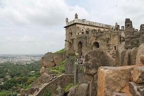 Golkonda Fort Skip-The-Line E-Tickets with Optional Trip