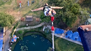 Bungy Jump Adventure from Pattaya including Transfer