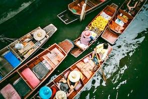 Half-Day Explore Pattaya Floating Market