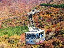 Hakone Bus Tour: Lake Ashi & Komagatake Ropeway
