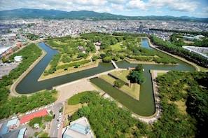Hokkaido Enjoy Pass:Sapporo, Lake Toya, and Hakodate Areas