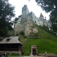 Day Trip in Transylvania :Dracula Castle, Rasnov and Brasov